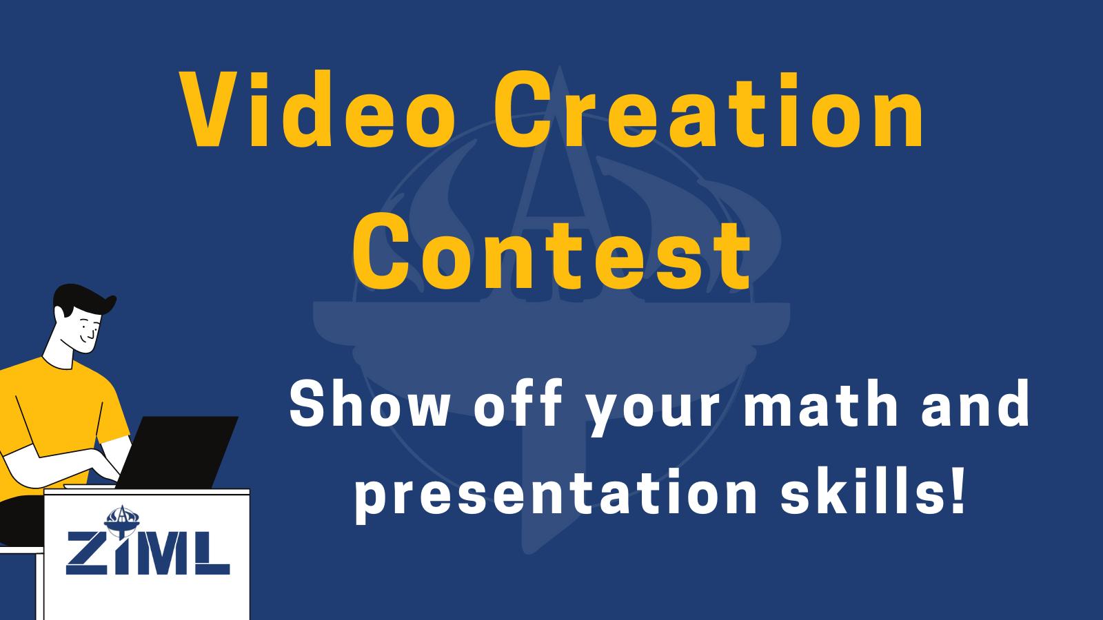 Video Creation Contest
